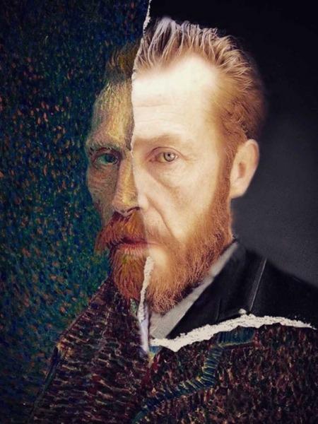 Guénaël alias Van Gogh